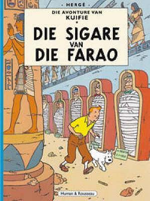 Die Sigare Van Die Farao 9780798145251