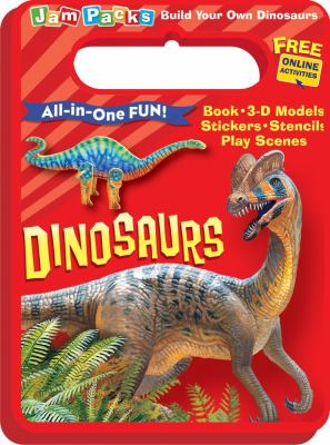 Dinosaurs: Book and 3-D Models to Build 9780794419837