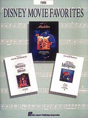 Disney Movie Favorites: French Horn Instrumental Solos
