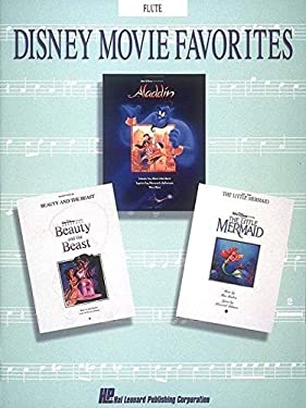 Disney Movie Favorites, Flute 9780793532629