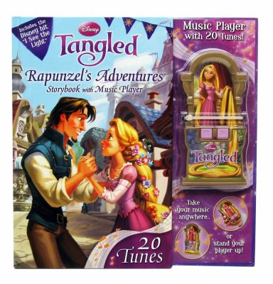Disney Tangled: Rapunzel Adventure Storybook with Music Player 9780794420291
