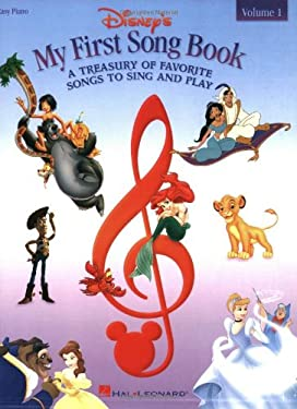 Disney's My First Songbook 9780793583560