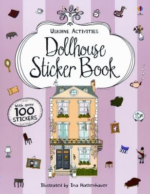 Dollhouse Sticker Book 9780794529444