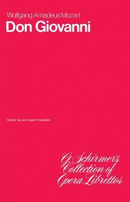 Don Giovanni: Libretto 9780793526093