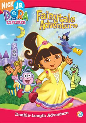 Dora the Explorer: Fairytale Adventure 9780792199212