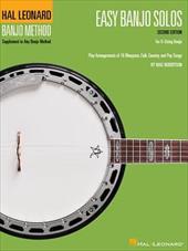 Easy Banjo Solos: Banjo Solo 3183849