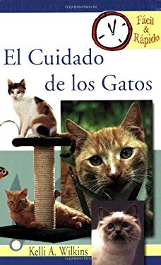 El Cuidado de los Gatos 9780793810444