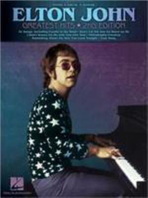 Elton John - Greatest Hits 9780793510634