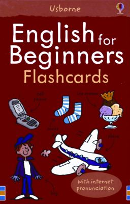 English for Beginners Flashcards: With Internet Pronunciation 9780794527655