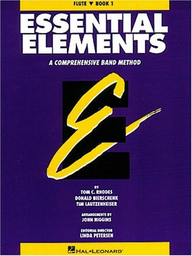 Essential Elements: Flute 9780793512508