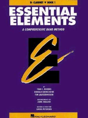 Essential Elements Book 1 - BB Clarinet 9780793512539