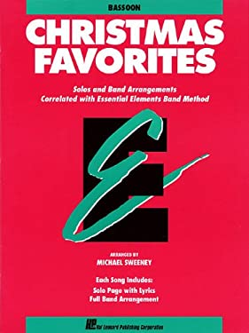Essential Elements Christmas Favorites - Bassoon 9780793517534
