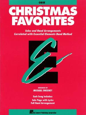 Essential Elements Christmas Favorites - Oboe 9780793517527