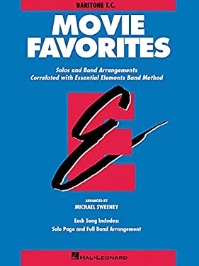 Essential Elements Movie Favorites - Baritone T.C. 9780793559640