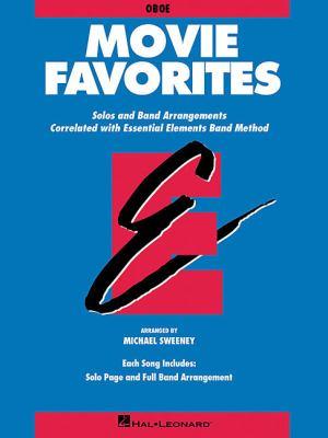 Essential Elements Movie Favorites - Oboe 9780793559589