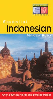 Essential Indonesian Phrase Book 9780794600365