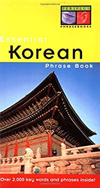Essential Korean Phrase Book Essential Korean Phrase Book 9780794600419