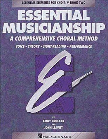 Essential Musicanship, Bk. 2 9780793543335