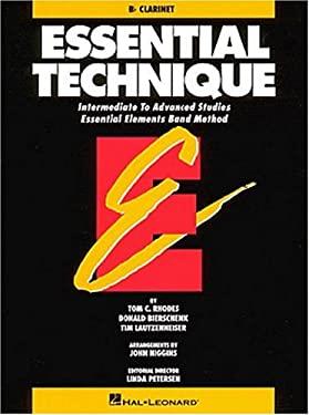 Essential Technique - BB Clarinet Intermediate to Advanced Studies (Book 3 Level) 9780793569793