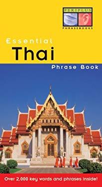 Essential Thai Phrase Book Essential Thai Phrase Book 9780794600396