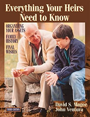 Everything Your Heirs Need to Know 9780793129874