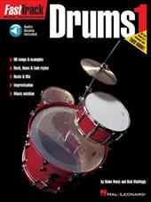FastTrack Drums 1 [With CD]