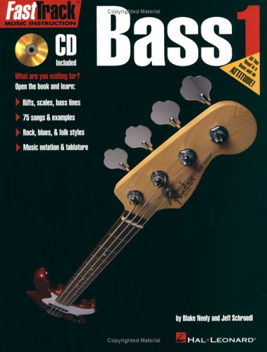 Fasttrack Bass Method - Book 1 9780793574087