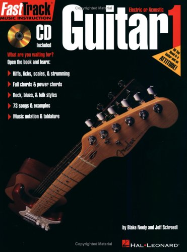 Fasttrack Guitar Method - Book 1 9780793573998