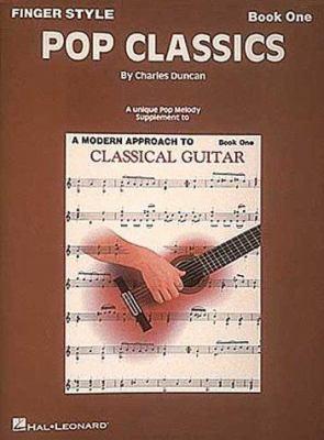 Finger Style Pop Classics, Book 1 9780793525218