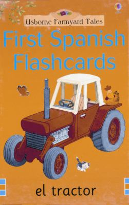 First Spanish Flashcards 9780794505226