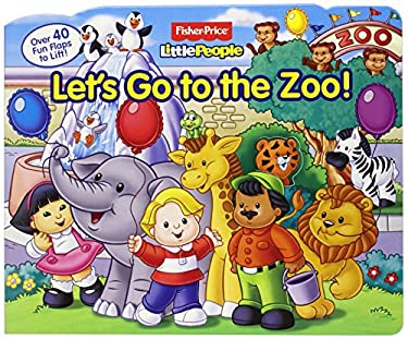 Let's Go to the Zoo! 9780794422769