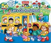 Fisher-Price Little People Let's Go to School 3190886
