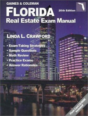 Florida Real Estate Exam Manual 9780793160693