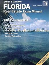 Florida Real Estate Exam Manual [With CDROM]