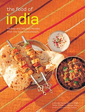 Food of India 9780794605650