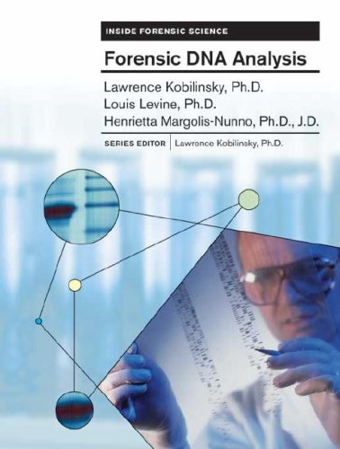 Forensic DNA Analysis 9780791089231
