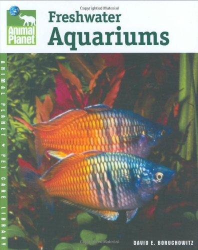 Freshwater Aquariums: 9780793837601