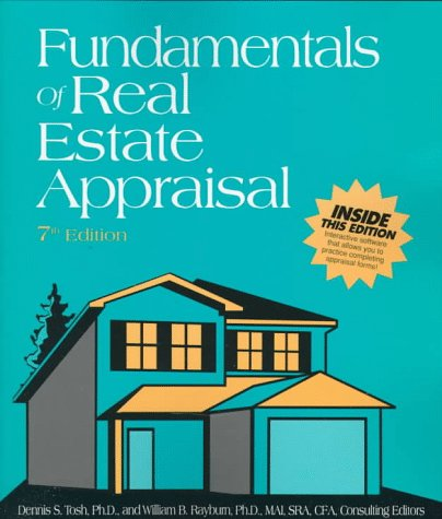 Fundamentals of Real Estate Appraisal 9780793126316