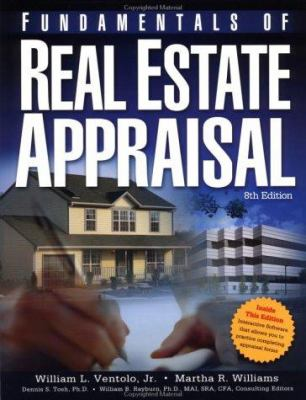 Fundamentals of Real Estate Appraisal 9780793142705