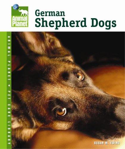 German Shepherd Dogs 9780793837564