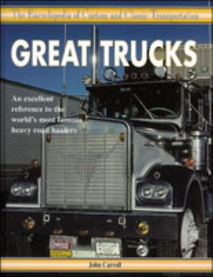Great Trucks 9780791049983