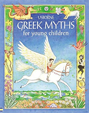 Greek Myths for Young Children 9780794530495