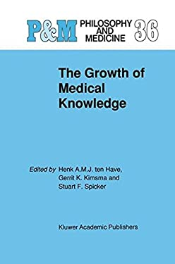 The Growth of Medical Knowledge 9780792307365