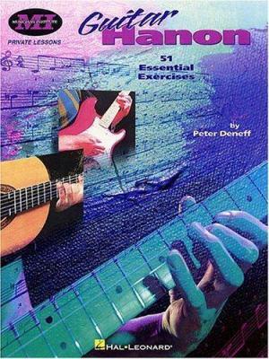 Guitar Hanon 9780793595907