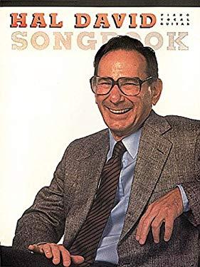 Hal David Songbook 9780793500321