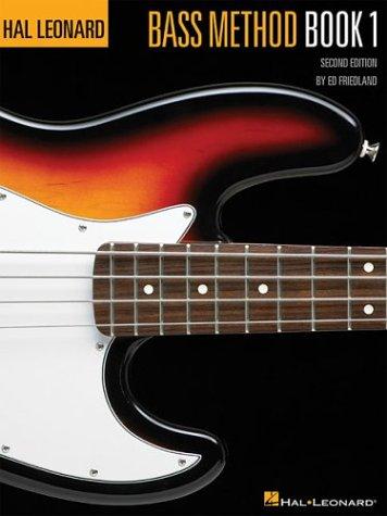 Hal Leonard Bass Method Book 1 9780793563760
