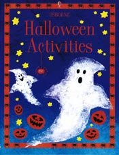 Halloween Activities [With 2 Pages of Stickers] 9780794503376