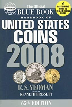 Handbook of United States Coins: The Official Blue Book 9780794823832