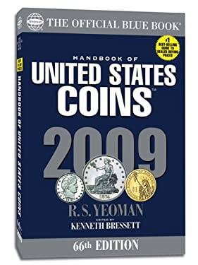 Handbook of United States Coins: The Official Blue Book 9780794825409