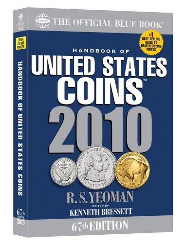 Handbook of United States Coins: The Official Blue Book 9780794827762